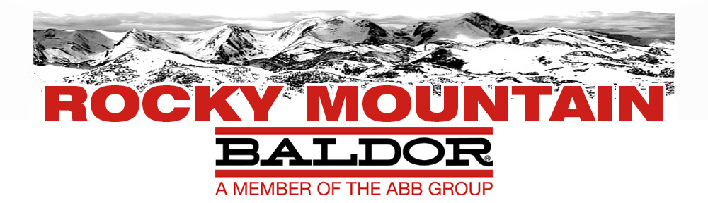 Welcome to Rocky Mountain Baldor